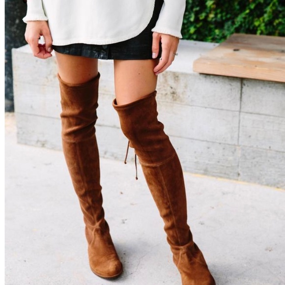 447d47d13a0 Stuart Weitzman elevated over the knee boots. M 5bb2721603087c38b392698f
